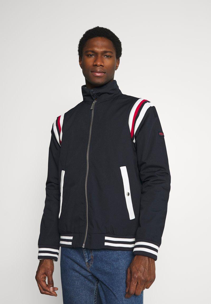 HARRINGTON - BOWLING - Summer jacket - marine