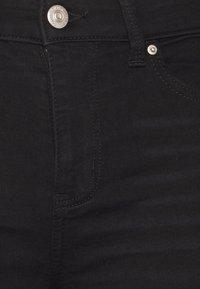 Marks & Spencer London - SIENNA - Straight leg jeans - black - 6