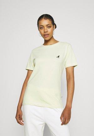 INDIANA REGULAR FIT - T-shirt basic - light green