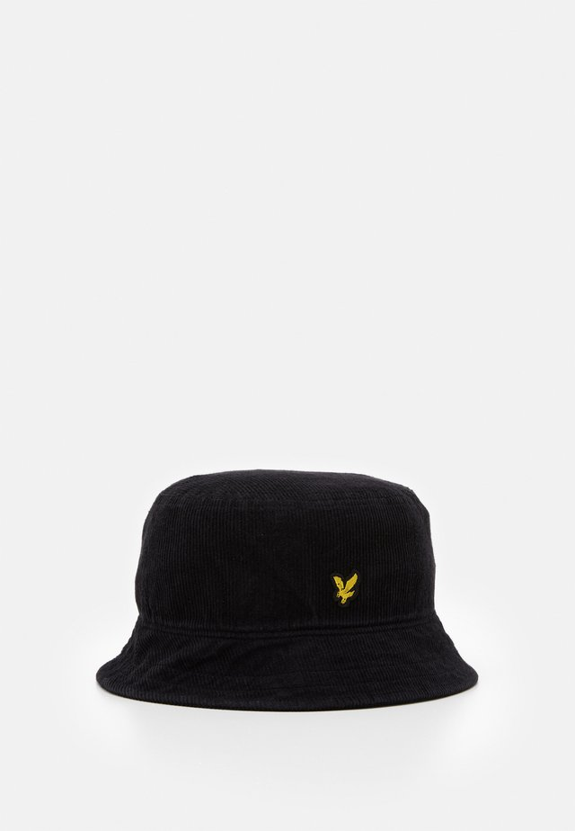 BUCKET HAT - Chapeau - true black