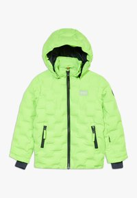 LEGO Wear - LWJIPE 706 - Snowboardová bunda - light green - 0