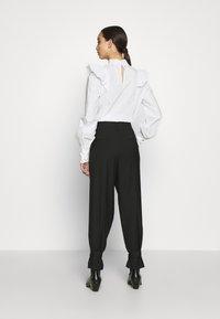 ALIGNE - AIDA - Trousers - black - 2