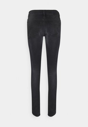 D-ISTORT-X - Jeans Skinny Fit - black denim