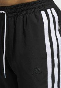 adidas Performance - SUMMER AEROREADY PRIMEGREEN BASKETBALL - Spodnie treningowe - black - 2