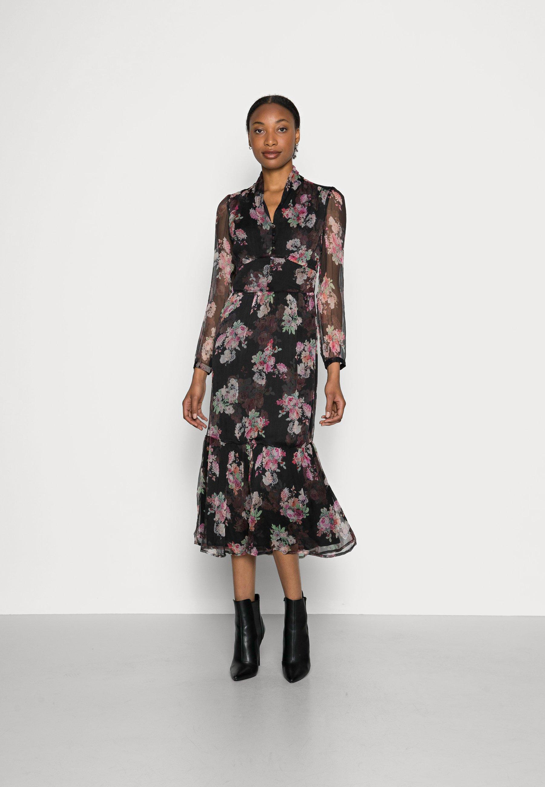 Mujer TENDANCE - Vestido camisero