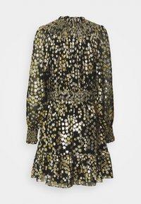 MICHAEL Michael Kors - GLAM TWINKLE STAR  - Vestido de cóctel - silve/gold - 8