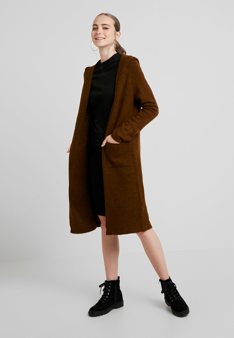 TWINTIP - Strikjakke /Cardigans - brown