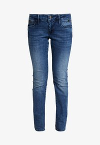 Mavi - LINDY - Slim fit jeans - deep ocean glam - 4