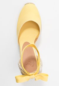 Castañer - CARINA  - High heeled sandals - amarillo/pastel - 3