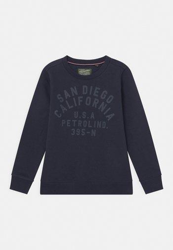 Collegepaita - dark petrol