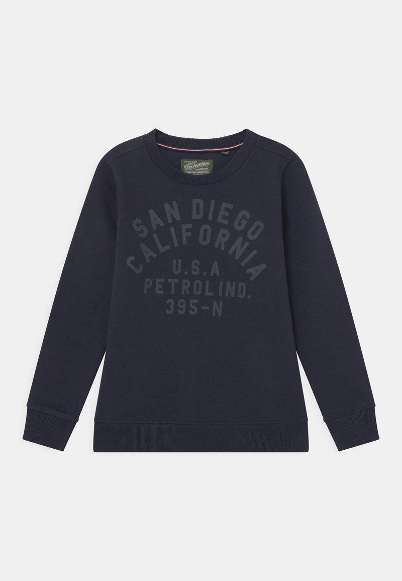 Petrol Industries - Sweatshirt - dark petrol