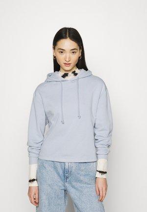PCCHILLI LS HOODIE - Sweatshirt - kentucky blue