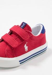 Polo Ralph Lauren - EVANSTON - Sneakers basse - red/navy - 2