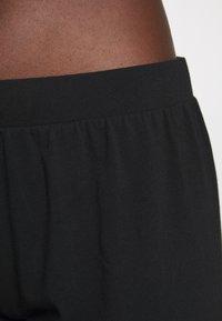 Emporio Armani - JACKET AND PANTS WITH CUFFS SET - Pyjama set - nero - 5