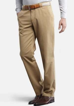 ROMA - Trousers - camel