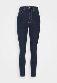 Even&Odd - Jeans Skinny Fit - dark blue denim - 4