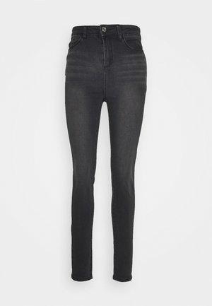 SINNER HIGHWAISTED CLEAN  - Jeans Skinny Fit - black