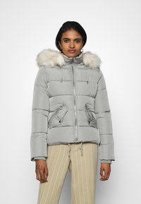 Topshop - FREIDA - Winter jacket - grey - 0