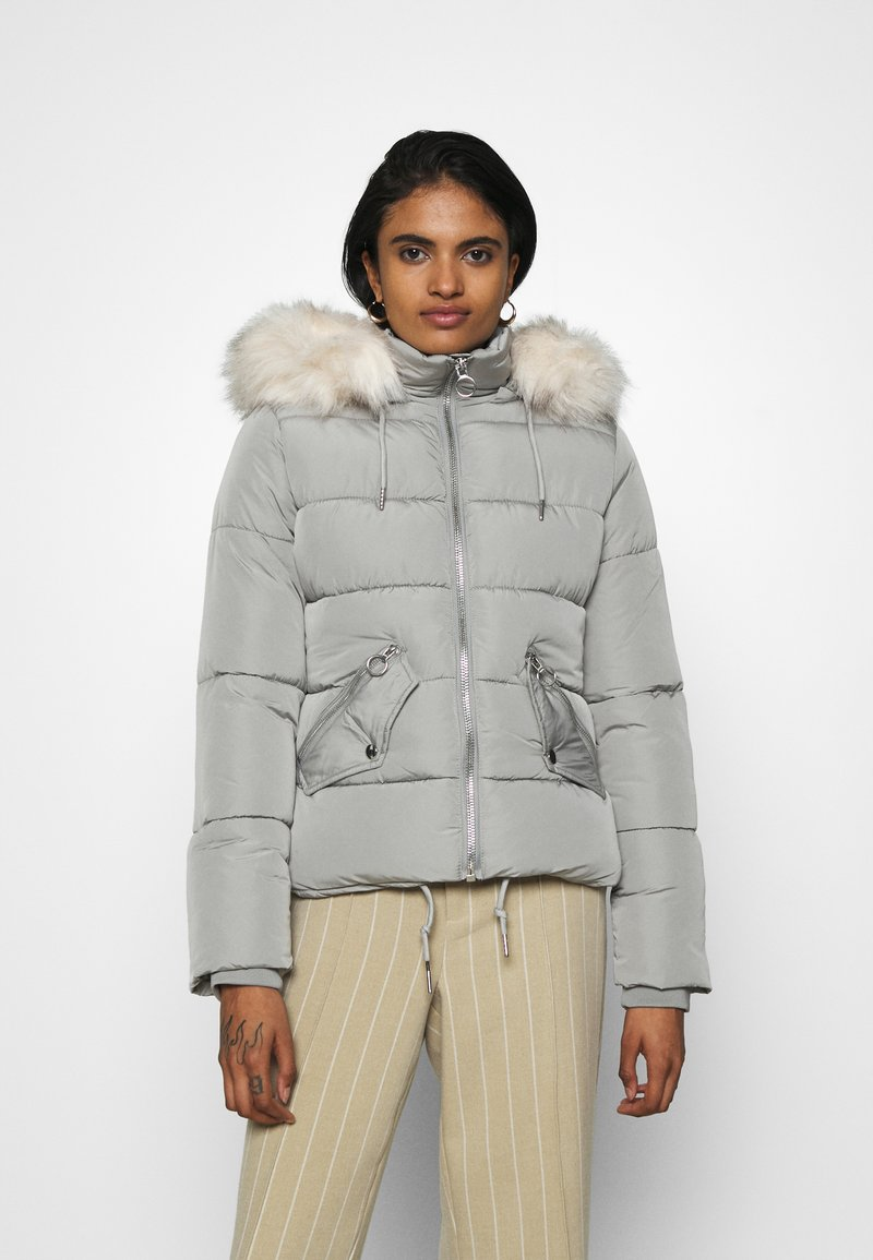 Topshop - FREIDA - Winter jacket - grey