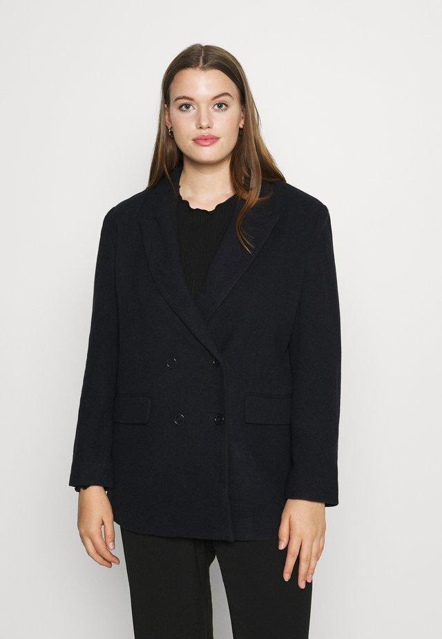 DIANA - Krótki płaszcz - blau