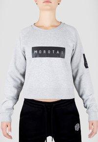 MOROTAI - Sweatshirt - light grey - 1
