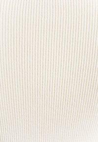 Marc O'Polo - SHORTSLEEVE ROUND NECK - Camiseta estampada - off-white - 2