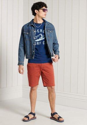 CALI SURF  - T-shirt à manches longues - indigo