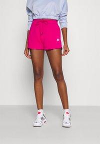 Nike Sportswear - Shorts - fireberry/white - 0