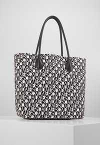 Escada Sport - CANVAS SHOPPER - Shopping bag - black - 2