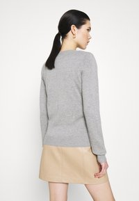 Hollister Co. - ICON CREW - Jumper - grey - 2