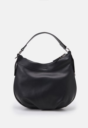 PATSY HOBO - Handbag - black