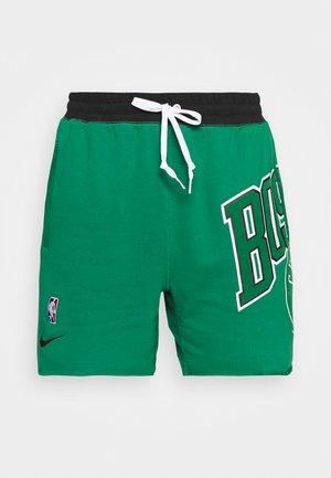 NBA BOSTON CELTICS SHORT - Squadra - clover/black/white