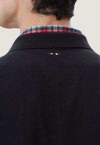 Napapijri - TALY - Polo shirt - black - 4