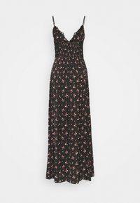 Free People - OUT ABOUT - Maxi dress - black combo - 6