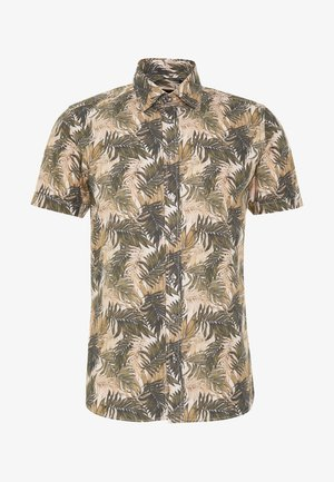 IVER SOFT - Shirt - dark green