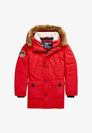 EVEREST  - Winter coat - deep berry