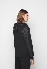 JOOP! Jeans - STANELY - Sweater met rits - black - 2