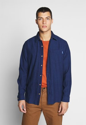 JORJAQUES  - Shirt - dark blue denim