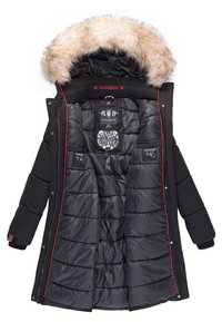 Navahoo - HALINA - Winter coat - black - 5