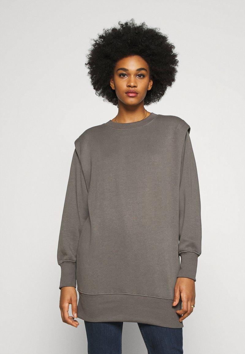 ONLY - ONLSVEA DETAIL - Sweatshirt - dark grey