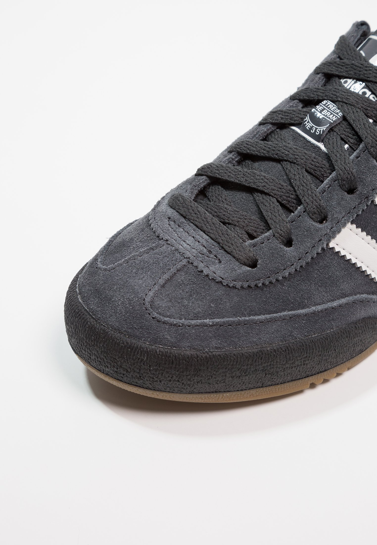 adidas Originals JEANS - Matalavartiset tennarit - carbon/grey one/core black APcEo6QH
