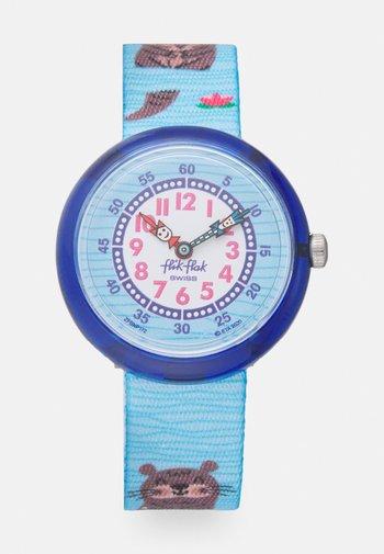 LIKE NO OTTER UNISEX - Watch - blue