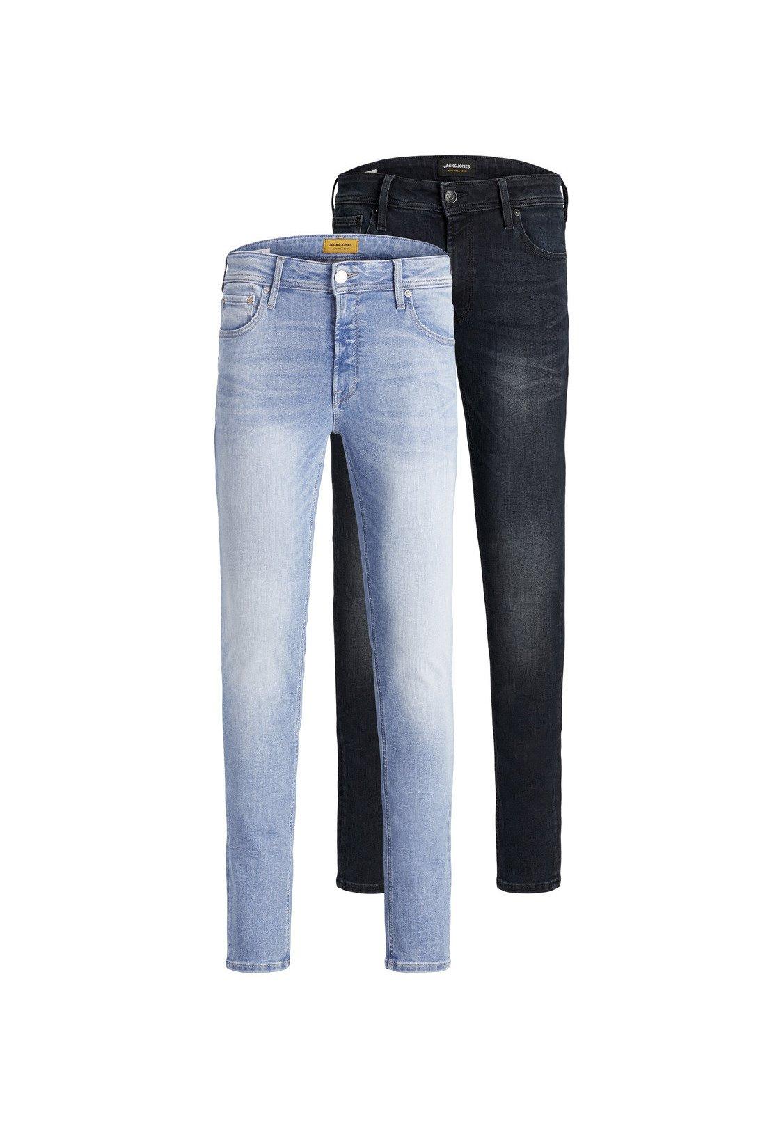 Uomo 2 PACK - Jeans slim fit