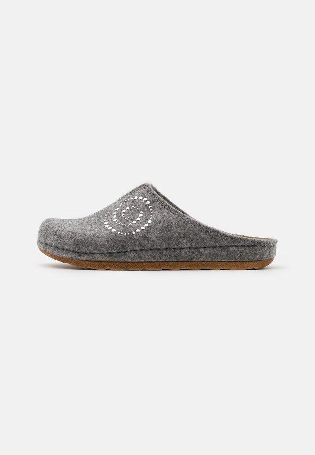 Tofflor & inneskor - light grey