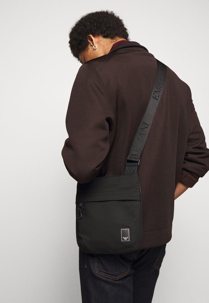 Emporio Armani - Across body bag - black