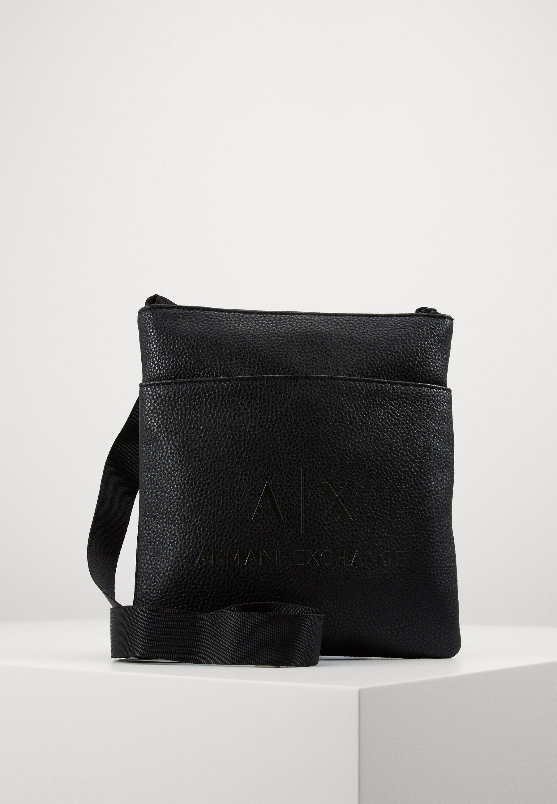 Men SMALL FLAT CROSSBODY BAG - Across body bag