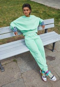 adidas Originals - PANTS - Pantalones deportivos - glory mint - 1