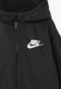 Nike Sportswear - LINED - Veste mi-saison - black/white - 2