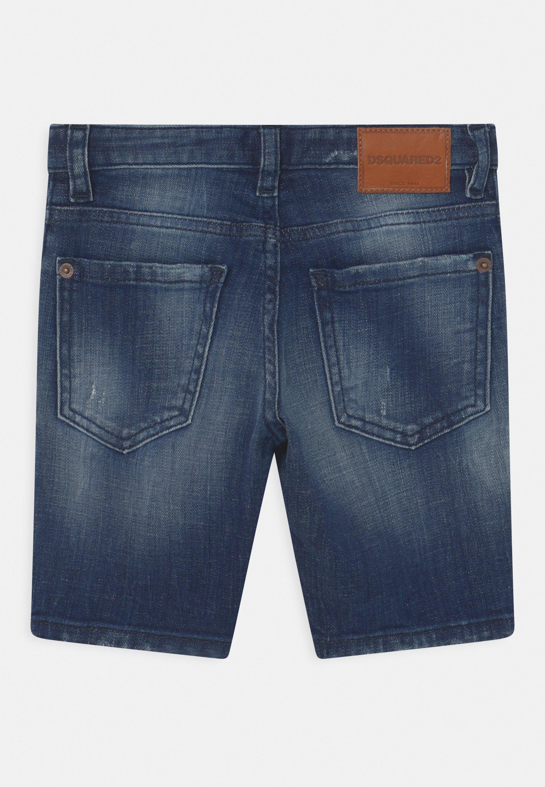 Kids UNISEX - Denim shorts