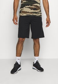 Puma - TRAIN FAVORITE DRIRELEASE SHORT - Korte broeken - black - 0